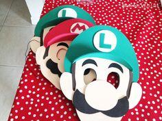 "Photo 8 of 16: Super Mario Bros / Birthday ""Super Mario and Luigi Birthday"" | Catch My Party"