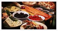 Deer Valley Dining | Seafood Buffet