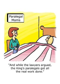 paralegal to lawyer
