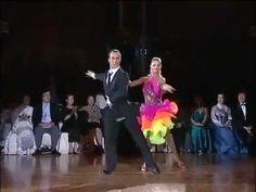 Riccardo Cocchi & Yulia Zagoruychenko Samba 2010 WDSS