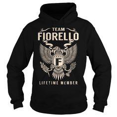 Team FIORELLO Lifetime Member - Last Name, Surname T-Shirt