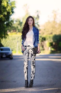 Fall Fashion Inspiration want those pants