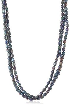 TOPSELLER! Colored Freshwater Cultured Pearl End... $25.00