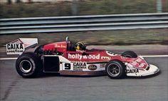 1977 Alex Ribeiro, March 761B