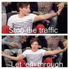 Repin if you saw this video!<3 that dance move will definitely attract the ladies, Lou.
