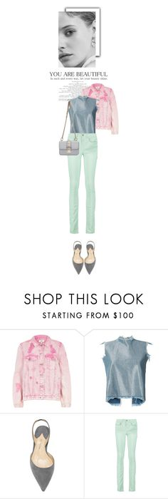 """""""Pastel Colors"""" by drigomes ❤ liked on Polyvore featuring River Island, Marques'Almeida, RED Valentino and Valentino"""