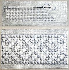 Semne Cusute: tehnici Embroidery Stitches, Hand Embroidery, Drawn Thread, Darning, Cutwork, Smocking, Sewing, Crochet, Creative