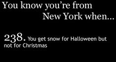 you know you're from new york when | Tumblr