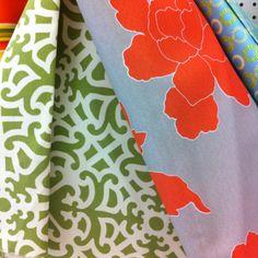 Love these fabric prints @ Joann's!