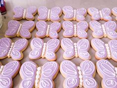 2nd Baby Showers, Baby Girl Shower Themes, Girl Baby Shower Decorations, Baby Shower Fun, Lavender Baby Showers, Butterfly Birthday Party, Butterfly Baby Shower, Baby Birthday, Birthday Ideas