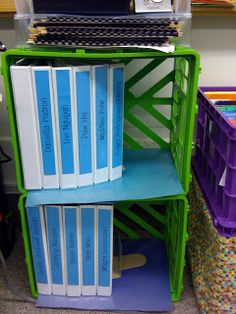 Ms.M's Blog: Writing Folders