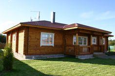 Log Houses -