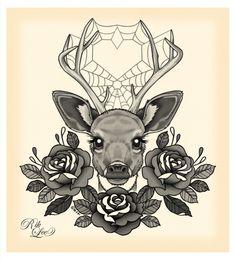 deerRose