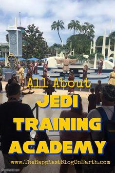 Jedi Training Disneyland - The Happiest Blog on Earth