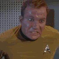 captain kirk gif - Google Search