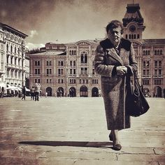 The Queen of the square