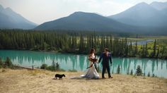 Married at a Canadian Castle? This Wedding Film Is A Fairytale Come to Life! Wedding Film, Dream Wedding, Wedding Ring Hand, Fairmont Banff, Nature Inspired Wedding, Wedding Highlights, Wedding Videos, Fairy Tales, Backdrops