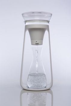 Beautifully Clean Water: Stylish Countertop Water Filter | 2014 Interior Designs