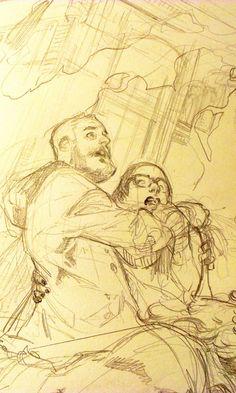 Pepe Larraz Sketch