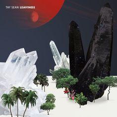 Tay Sean - Leavings. Album Cover