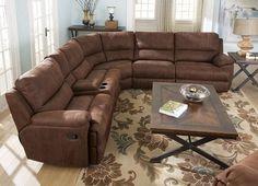 Living Room Furniture, Laramie Sectional, Living Room Furniture | Havertys Furniture