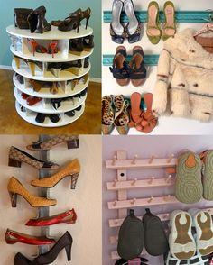 shoe storages