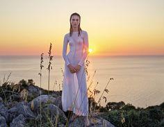 Julia Bergshoeff, Frederikke Falbe & Rianne van Rompaey for M Le Monde September 2015 - Page 2   The Fashionography