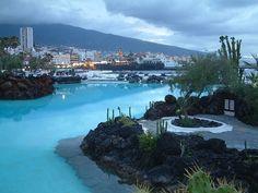 Lago Martianez - best lido ever- Tenerife Canary Island