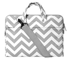 Mosiso - Chevron Style Tissu de Toile Bandoulière Sacoche Serviette pour Ordinateur Portable / Netbook / MacBook / MacBook Pro / MacBook Air 13-13,3 Pouces, Gris Mosiso http://www.amazon.fr/dp/B0109UVUW2/ref=cm_sw_r_pi_dp_epSywb1RCEP82