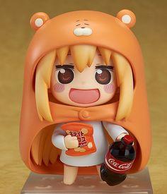 Himouto! Umaru-chan Nendoroid PVC Actionfigur Umaru 10 cm - Good Smile Company