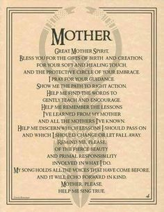 Mother Spirit