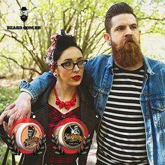 Dia dos namorados está chegando....casais estilosos merecem presentes estilosos!!⠀ ⠀ Para adquirir os melhores produtos para barba, acesse: ⠀ http://beards.life/2pQOT2k⠀ ⠀ #beard #instabeard #ficabarbudo  #barba #suavecitopomade #bearded #barbudo #bigode #mustache #beardpower #beardgang #produtosMasculinos #beardLife #ficaadica #produtoParaBarba #produtosParaBarba #modaMasculina #modaHomem #barber #minhaBarbaNaBeard #beardedMen #beards #lumbersexual #beardedLifestyle #menStyle…