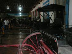 Museo de Transporte: sin sede | Crónica e Imagen