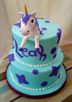 Unicorn Princess Birthday Cake on Behance
