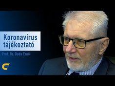Amit tudni érdemes a koronavírusról – Prof. Tv, Youtube, Television Set, Youtubers, Youtube Movies, Television