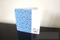 Handcrafted gifts crafted by Elizabeth May Jamieson by EMJLondon Elizabeth May, Handmade Thank You Cards, Uk Shop, Paisley Print, Craft Gifts, Etsy Seller, Create, Blue, Beautiful