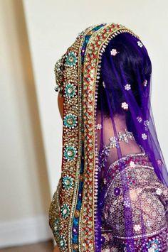 Nice shade of purple!