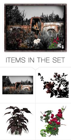 """Untitled #4106"" by anyower ❤ liked on Polyvore featuring art"