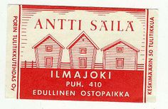 Etiketti Ilmajoki Antti Säilä
