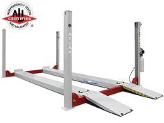 Garage Pro 8000 - 8,000 lb. Capacity Garage Lift, Garage Shop, Four Post Lift, Car Hoist, Lift Design, West Coast Road Trip, Power Unit, Garage Organization, Commercial Vehicle