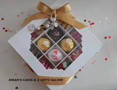 Sweet Box Chocolate Treats Party Wedding Teacher Gifts, Party Favours Birthdays Anniversaries Mother's day Nanny Sweet Treats, Personalised