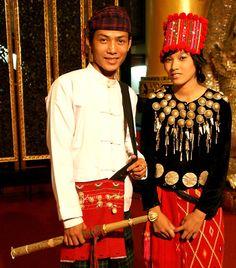 Kachin Dress