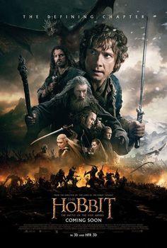 The Hobbit - The Battle of the Five Armies - Mini Print A