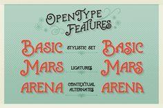 Marema Typeface By AF Studio