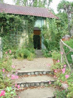 Monet's Private Studio, Giverny, France Photo by Marti Schmidt