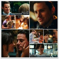 """quotes Channing Tatum the vow """"moments of impact"""" - Google Search"""