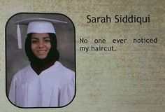 The Haircut Quote: | The 38 Absolute Best Yearbook Quotes From The Class Of 2014