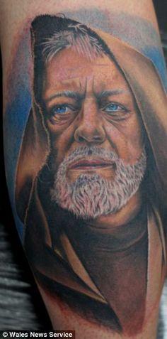 1000 images about star wars tattoos on pinterest for Luke skywalker tattoo