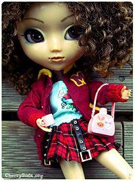 Toda Rima: Pullips & Blythe dolls