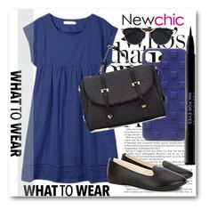 """NewChic !"" by dianagrigoryan ❤ liked on Polyvore featuring NIKE, Urban Decay and Christian Dior"